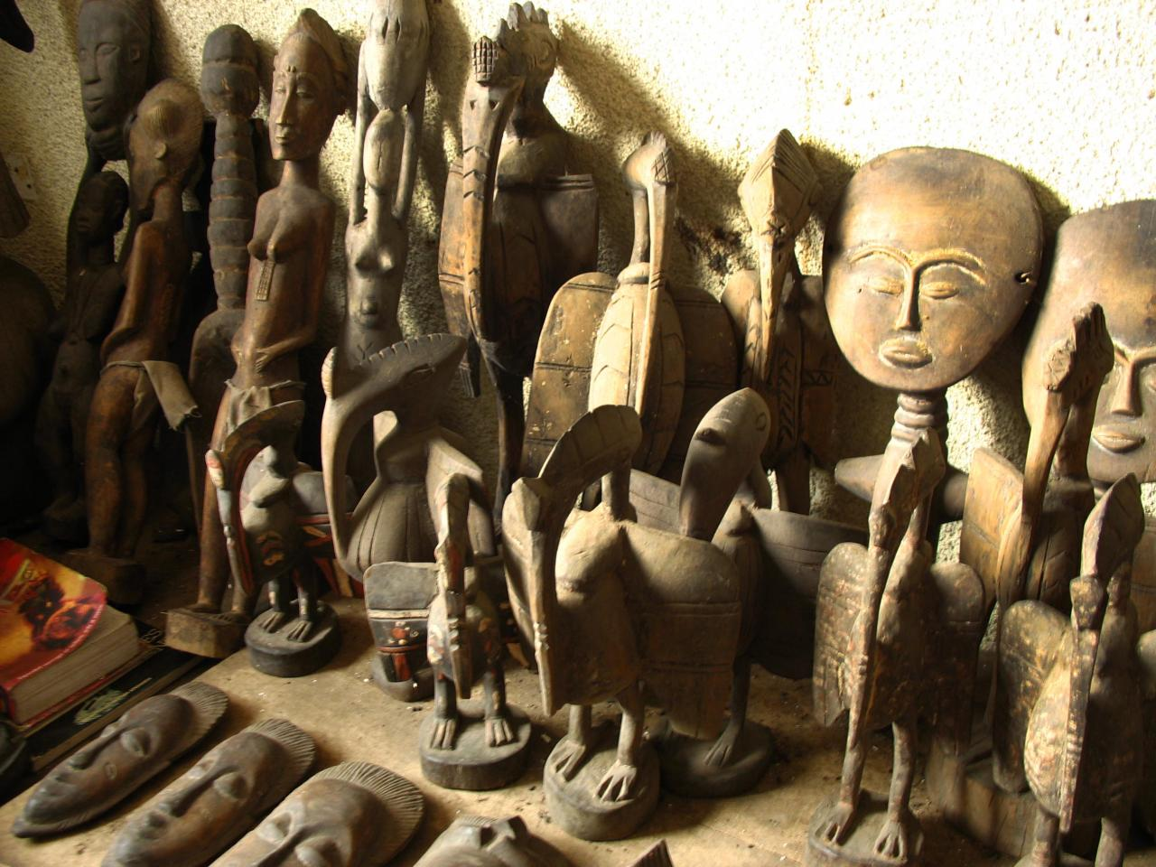 Art et artisanat du côté de Grand-Bassam