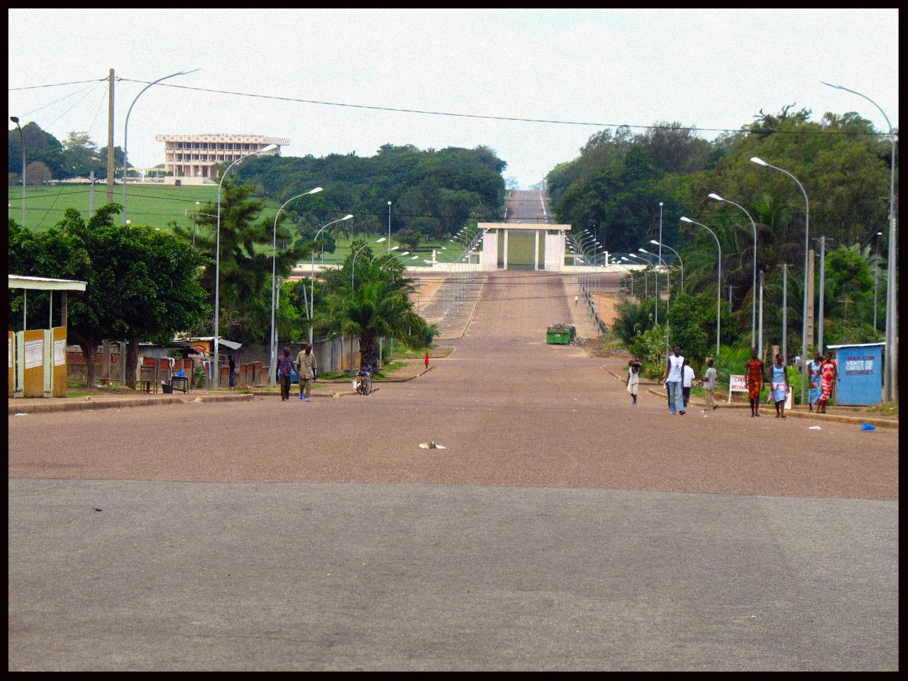 Avenue de Yamoussoukro
