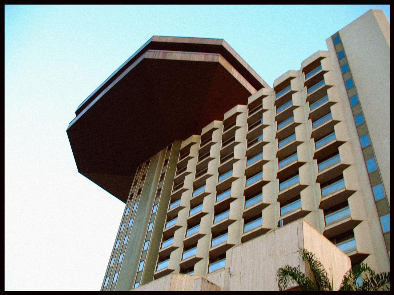 L'hotel président de Yamoussoukro